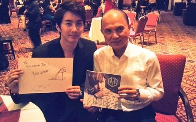 Jimmy Choo a Kim Hyung Jun