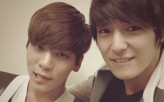 """SHINee"" Jonghyun a ""FTISLAND"" Jong Hoon"