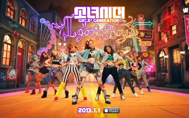 Girls′ Generation - I Got A Boy