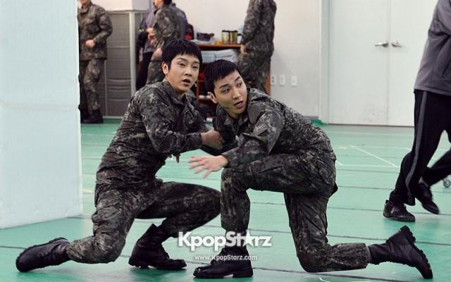 Leeteuk a YoonHak