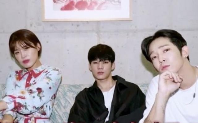 Jang Do Yeon, Nam Donghyun, Nam Taehun