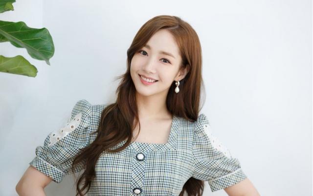 Kórejská herečka Park Min Young