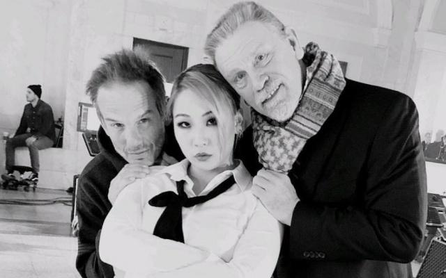 CL, Peter Berg a John Malkovich
