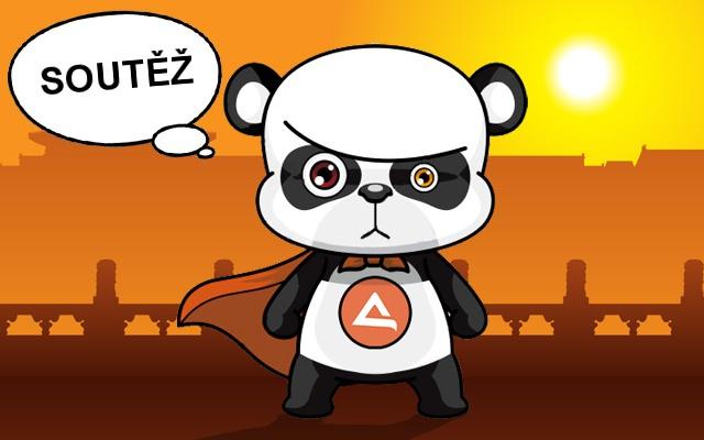 AsianStyle Panda - soutěž