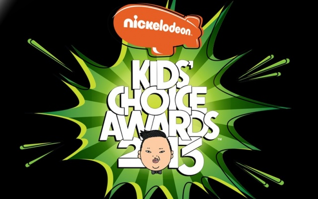 Nickelodeon Kids' Choice Awards a PSY