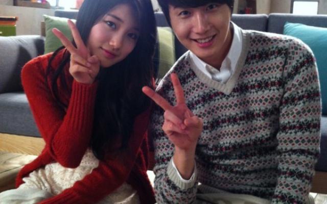 Suzy a Jung Il Woo (Il Woo Twitter)