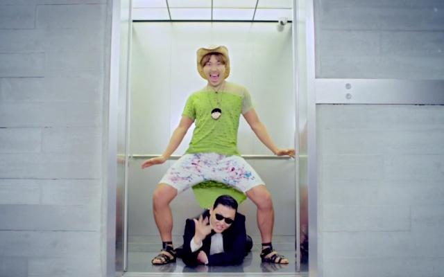 Chlap z výtahu