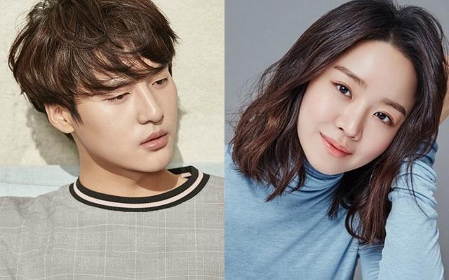 Yang Se Jong a Shin Hye Sun