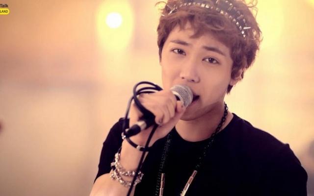 "Teaser fotka Hong Giho k ""I Wish"" MV"
