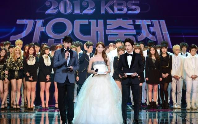 zahájení KBS 2012 Gayo Daejun