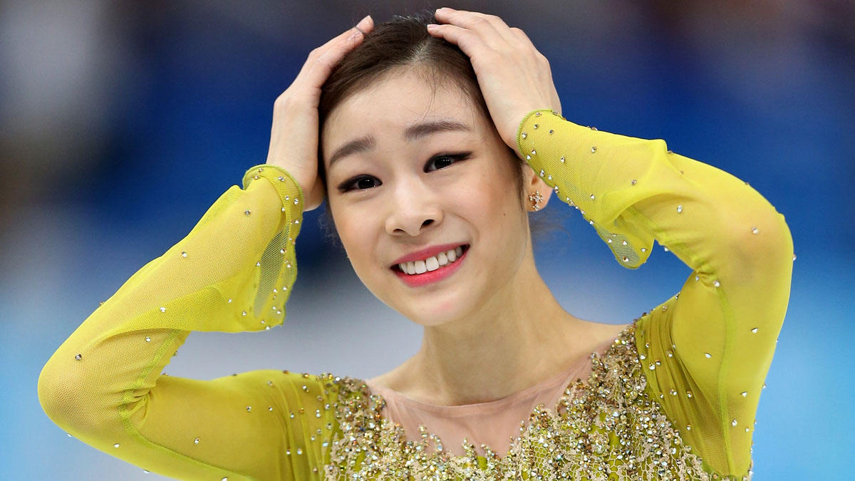 an examination of the performances of kim yuna