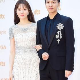 Lee Sung Kyung a Lee Seung Gi