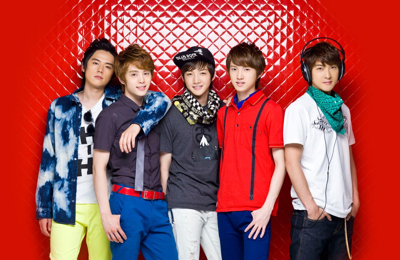 Foto boyband korea excite 20